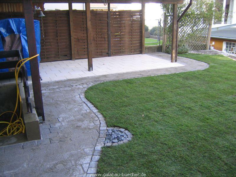 terrassen - garten- und landschaftsbau rüdiger bücher | galabau, Gartenarbeit ideen